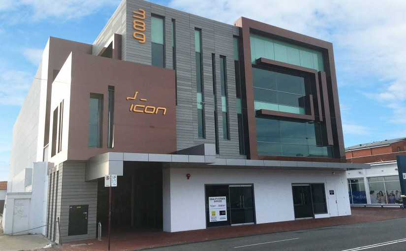 New office in Oxford Street Mount Hawthorn